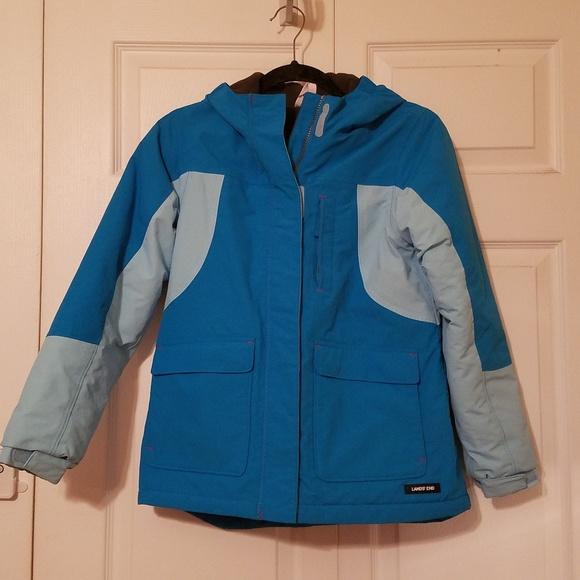 f169fe6e5 Lands' End Jackets & Coats | Lands End Girls Squall Parka | Poshmark